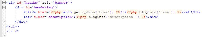 Rätt H1 till WordPress
